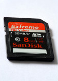 SD card focus stack