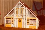 Homemade Barbie Dream House