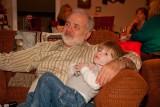 With Grandpop