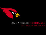 Annandale Boys Basketball 2013