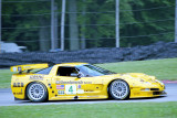 7TH 2-GTS ANDY PILGRIM/KELLY COLLINS Chevrolet Corvette C5-R Pratt & Miller