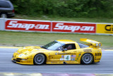 5TH 1-GTS ANDY PILGRIM/KELLY COLLINS  Chevrolet Corvette C5-R Pratt & Miller #006