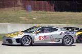 21ST 5-GT TERRY BORCHELLER/ SHANE LEWIS Ferrari 360 Modena GT #F131