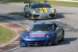 DNS GTS JEFF ALTENBURG/ JP BELLOC Dodge Viper GTS-R #C33