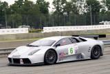 DNS GTS TRACY KROHN/ SCOTT MAXWELL Lamborghini Murciélago R-GT