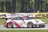 12TH 3-GT2 JUSTIN JACKSON/TIM SUGDEN Porsche 996 GT3-RSR