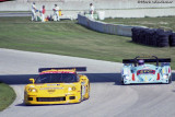 5TH 2-GT1 RON FELLOWS/JOHNNY O'CONNELL Chevrolet Corvette C6.R