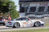 10TH 2-GT2 TIMO BERNHARD/ ROMAIN DUMAS Porsche 996 GT3-RSR