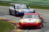 18TH 8-GT2 LONNIE PECHNIK/SETH NEIMAN Porsche 996 GT3-RSR