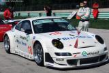 GT2 Rahal Letterman Racing Porsche 997 GT3 RSR