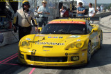 GT1 Corvette Racing Chevrolet Corvette C6.R Z06