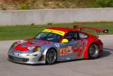 19TH 5-GT2 JOHANNES van OVERBEEK/JORG BERGMEISTER Porsche 997 GT3