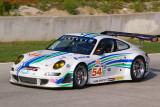 21ST 7-GT2 TERRY BORCHELLER/ TIMOTHY PAPPAS Porsche 997 GT3