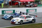 19TH 6-GT2 WOLF HENZLER/ROBIN LIDDELL Porsche 997 GT3 RSR