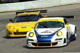 21ST 8-GT2 DOMINIK FARNBACHER/ HAMES TAFEL Porsche 997 GT3 RSR