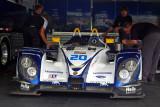 P2-Dyson Racing Team  Porsche RS Spyder