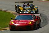 16TH  5-GT2 MIKA SALO/JAIME MELO Ferrari F430 GTC
