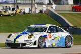 22ND 8-GT2  NICKY PASTORELLI/ FRANCISCO PASTORELLI PORSCHE 911 GT3 RSR