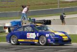21ST 4-CHAL JOHN BAKER/GUY COSMO  Porsche 997 GT3 Cup