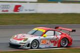 10TH 5-GT2 JORG BERGMEISER/ PATRICK LONG Porsche 997 GT3 RSR