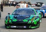GT-Extreme Speed Motorsports Ferrari 458 Italia GTC