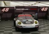 GT PAUL MILLER RACING-PORSCHE 911 GT3 RSR