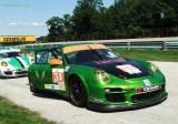 GTC GREEN HORNET/BLACK SWAN RACING-PORSCHE 911 GT3 CUP
