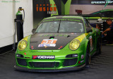 GTC-GREEN HORNET RACING PORSCHE 911 GT3 RSR