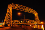Canal Bridge in Duluth, MN
