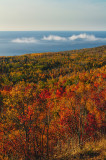 Lake Superior, view from Oberg Mountain