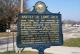 Civil War: Lone Jack Battlefield, MO.