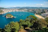 La Concha Bay, San Sebastián