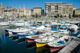Harbour, San Sebastián