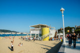 Ondaretta Beach, San Sebastián