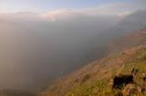 On the way from Shyaphru Besi to Kathmandu