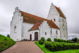 Elmelunde Church, Møn Island