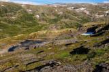 Highlands between Aurland and Lærdal