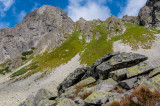 Hrubá Veža 2086m, Litvorová Valley