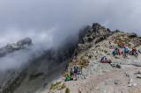 Polský Hreben Pass 2200m