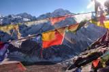 Kyanjin Ri lower summit 4328m