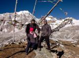 Ganesh, Prem and I, Tsergo Ri 4984m