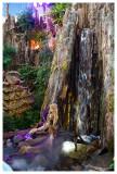Mermaid at the falls