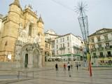 398 Coimbra Praca 8 de Maio  Igreja e Mosteiro de Santa Cruz.JPG
