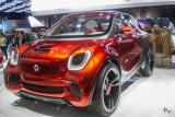 Smart Car concept vehicle