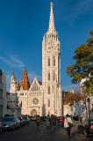 Matthias Church And Holy Trinity Column