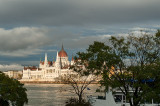 Parliament And Danube River