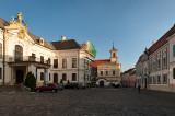 Vár Street  Palaces