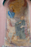 Former Piarist Monastery Wall Painting