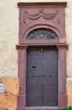 Big Seminary Door