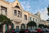 Óváros Square Houses